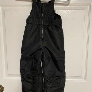 Cat &Jack Bib Snow pants Size 3T